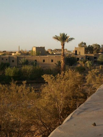 Kasbah Le : Vue de la terrasse