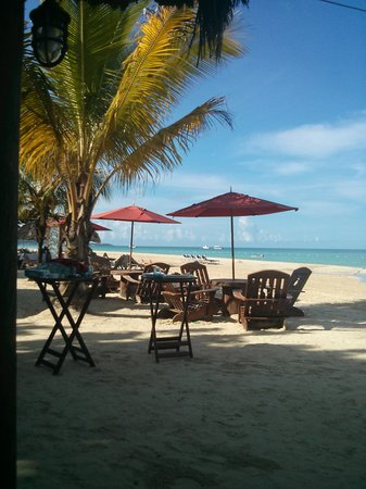 Beaches Negril Resort & Spa: Stewfish Grill