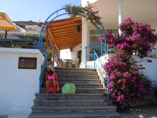 Kalithea Apartments : entrata del residence