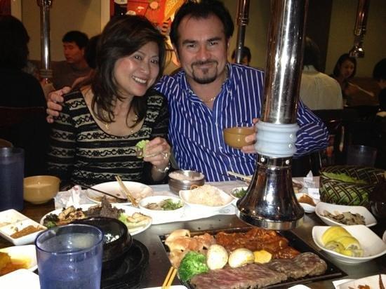 New Wonjo Restaurant: Good meat & Makoli