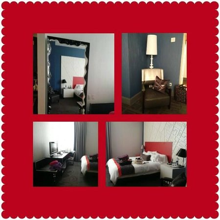 W New York - Union Square: My Room.....