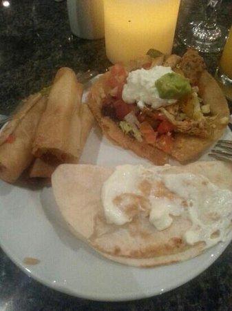 Gamboa Rainforest Resort: Tacos!