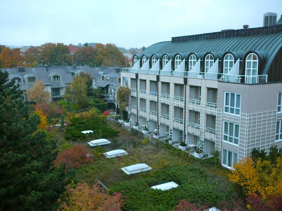 Derag Livinghotel Kaiser Franz Joseph: VUE DE LA CHAMBRE 440