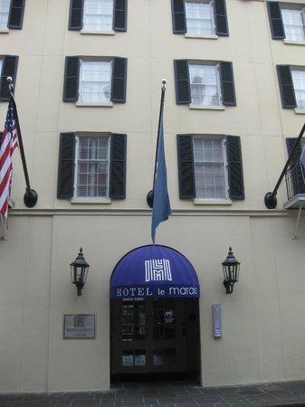 Hotel Le Marais: Wonderful hotel