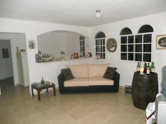 Guesthouse Villa la Isla: sala