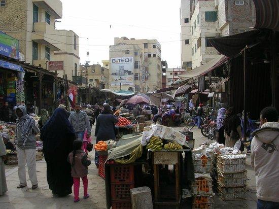 Aswan Market : Levensmiddelen