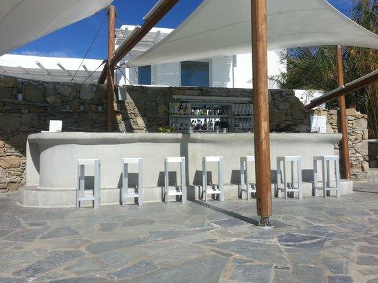 Ostraco Suites: Poolbar