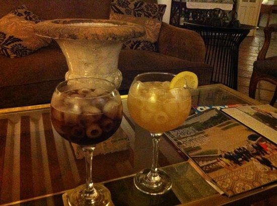 Salinas de Imon Hotel & Spa: Copazo Aniversario