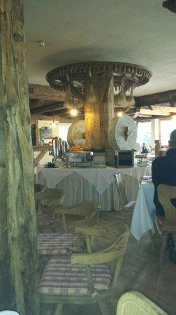 Hotel Gaarten : zona colazione
