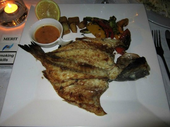 Romero: Рыба с овощами