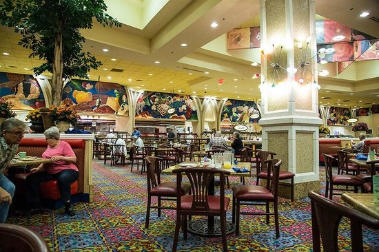 South point casino buffet
