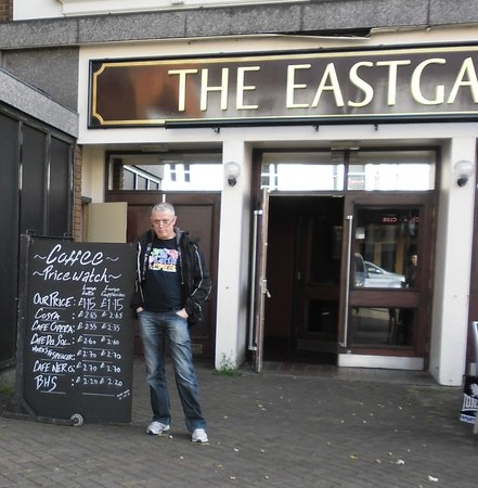 The Eastgate - Wetherspoons: Matching the coffee prices of some competitors