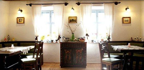 Crit, Rumänien: dinning room