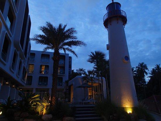 Sugar Marina Resort - Nautical - Kata Beach: Entrada