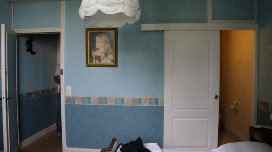 La Villa Saint Pierre : Room!!