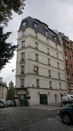 Hotel Eiffel Trocadero: Hotel