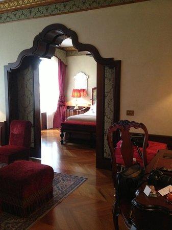 โรงแรมดาเนียลี: Executive Suite
