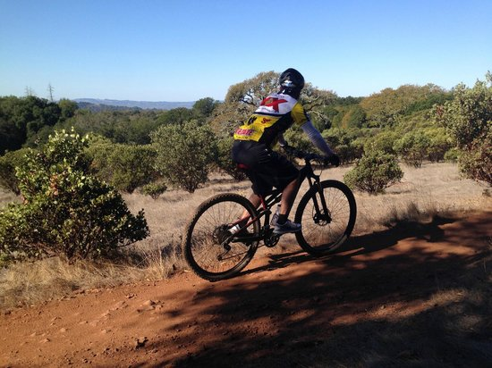 Getaway Adventures/Sonoma On A Bike : The Sabana