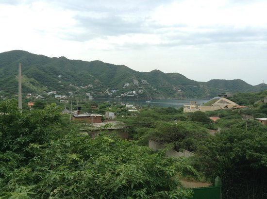 Casa Los Cerros Taganga: Beautiful View