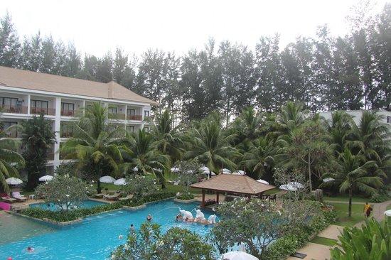 Sakhu, Thailand: территория отеля