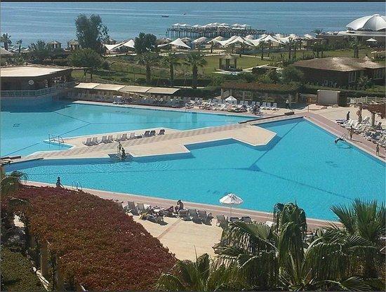 Hotel Riu Kaya Belek: Vue depuis la chambre