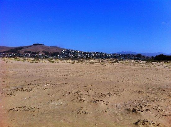 Morro Strand State Beach: North Morro Bay