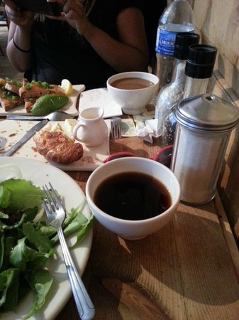 Le Pain Quotidien - Midtown East : Our meal