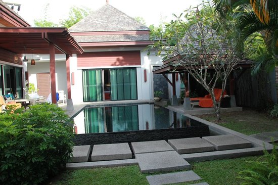 The Bell Pool Villa Resort Phuket: 4 Bedroom Presidential Villa