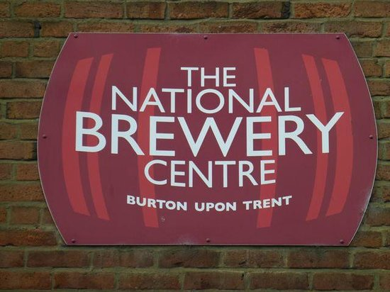 The National Brewery Centre: Brewery Centre Sign