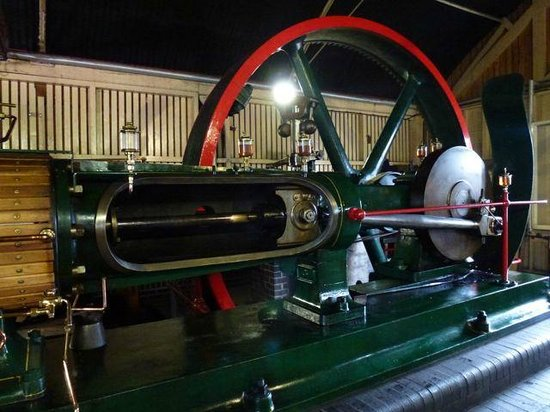 The National Brewery Centre: Brewery Steam Engine