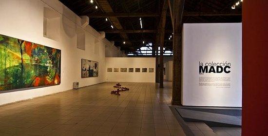 Museo de Arte y Diseño Contemporáneo: Exposición de la Colección Permanente del MADC