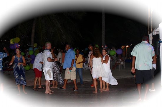 Party hosted at Blue Marlin Beach Resort