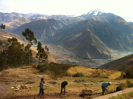 Urubamba, Pérou : The Sacred Valley of the Incas