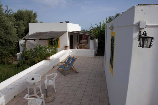 Albergo Brasile: double suite rooms