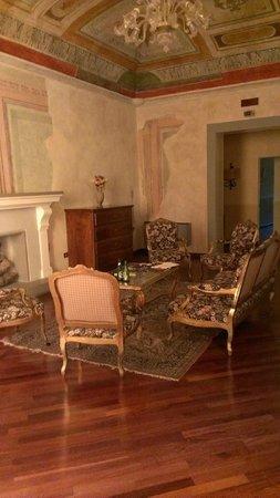 Hotel Fortuna : Lounge/meeting room