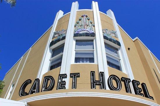 Cadet Hotel : Art deco
