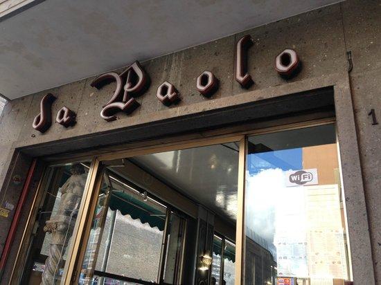 Da Paolo: Exterior