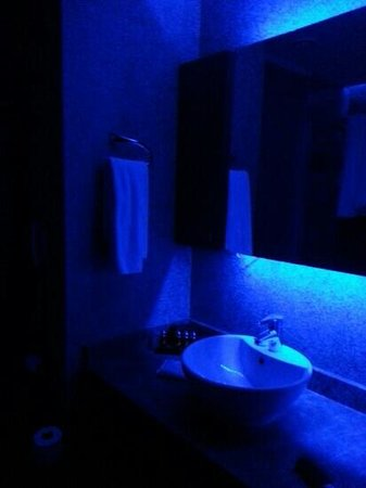 Bathroom Night Light bathroom night light - picture of granada luxury okurcalar