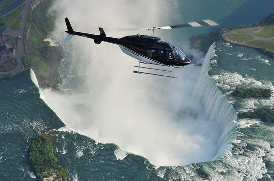 National Helicopters - Niagara Falls Heli-Tours