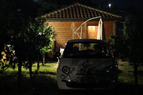Agriturismo Santa Margherita : il nostro bungalo