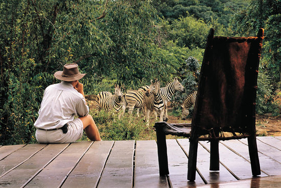 Makweti Safari Lodge: Makweti follows an unwavering commitment to living in harmony with nature and the camp is open t