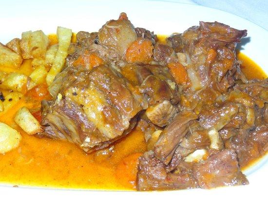 Jose Vicente: Este rabo de toro estaba en su punto de coccion,aroma y sabor.