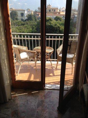 Relais Casa Vienna : Our Balcony