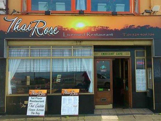 Thai Rose & Bay Steakhouse : Thai Rose Restaurant
