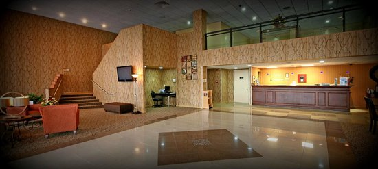 Quality Inn and Suites Airpark East: Lobby
