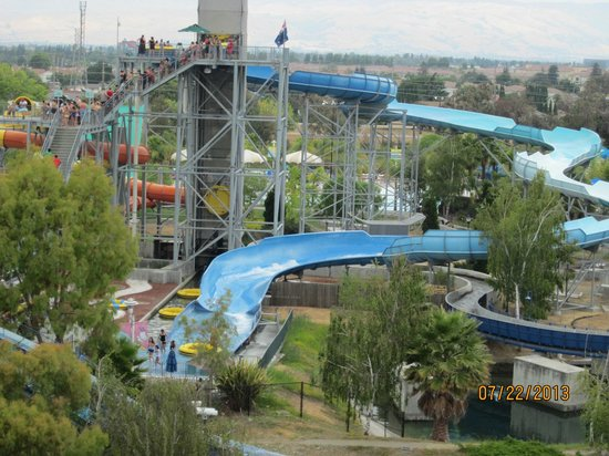 Santa Clara, Californie : Water Park
