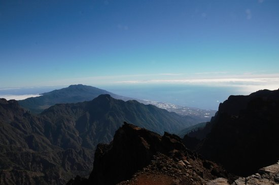 Caldera de Taburiente National Park: West coast of La Palma