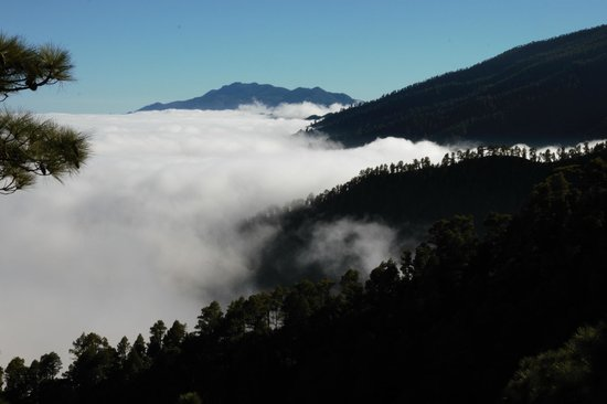 Caldera de Taburiente National Park: Mother nature......isn't she beautiful?