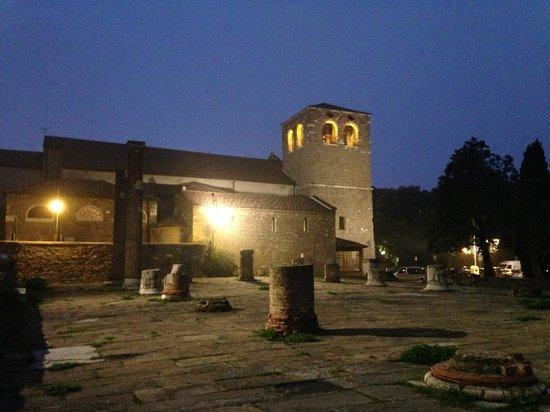 Castello di San Giusto: Panorama