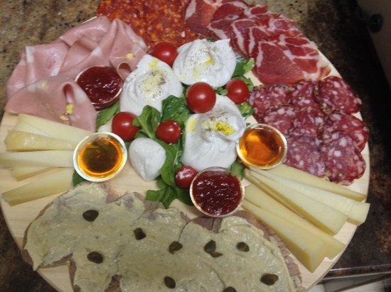 Osteria Basilico: Antipasto Basilico
